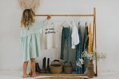 Getting Dressed in style No Rain No Flowers, Room Style, Fashion Room, Get Dressed, Warm And Cozy, Wardrobe Rack, Kids Room, Furniture, Home Decor
