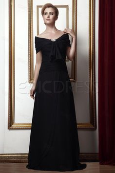 Ruched A-Line Strapless Floor-Length Alina's Mother of the Bride Dress With Jacket/Shawl Hot Mother of the Bride Dresses- ericdress.com 3821132