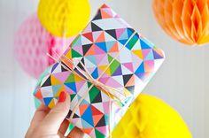 best decorative paper sheets ever from minimega.dk - via Lottie loves.