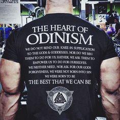 (((Christianity)))<))))Odinn((((