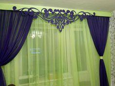 Одноклассники Iron Wall Art, Window Sheers, Drapery Designs, Apartment Bedroom Decor, Curtain Tie Backs, Diy Wall Decor, Home Decor, Drapes Curtains, Soft Furnishings