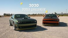2020 Dodge Challenger Scat Pack 50th Anniversary Chrysler Dodge Jeep, Dodge Challenger, 50th Anniversary, Packing, The Unit, Bag Packaging, 50th Birthday