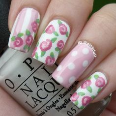 nails, nail art, micropittura, smallpainting, unghie, disegni unghie http://www.chedonna.it/che-miss/manicure/