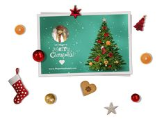 Free Christmas Backgrounds For Photoshop Christmas Card Template, Christmas Cards, Merry Christmas, Christmas Ornaments, Free Christmas Backgrounds, Graphic Design Projects, Christmas Is Coming, Winter Season, Card Templates