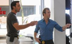 Steve and Danno