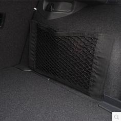 Car Seat Back Trunk Velcro Storage Net String Bag Add On For Suzuki SX4 SWIFT Alto Liane Grand Vitara Jimny S-cross #Affiliate