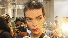 The beauty look of Jason Wu Spring 2013 | MODTV. Watch the backstage video