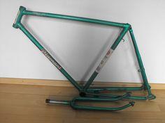 DDR Fahrrad Diamant Herrenrad Tourenrad 26 Zoll Rahmen Gabel Fahrradrahmen   eBay