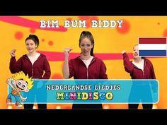 Kinderliedjes | BIM BUM BIDDY | Dans | Video | Minidisco | DD Company - YouTube Online Music Lessons, Kids Songs, Just Dance, Music Publishing, Drama, Learning, Youtube, Bird, Music