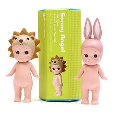 日本原装正品 Sonny Angel 索尼丘比天使娃娃 动物系列1 盲盒包装的图片