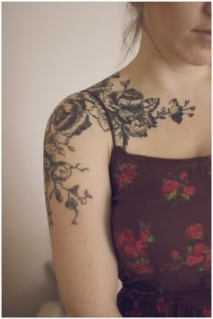 Amanda Johnson's Tattoo