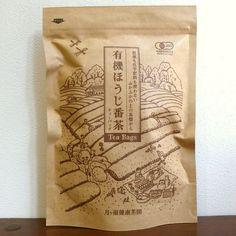【楽天市場】月ヶ瀬健康茶園 有機ほうじ番茶 ティーバッグ 80g:あいね・谷町九丁目店
