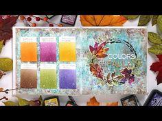 Art Journaling with Shari Carroll: Colors of Fall - Simon Says Stamp Blog