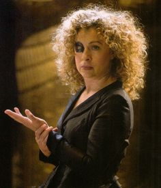 River Song in the Wedding of River Song