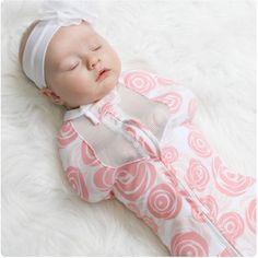 Woombie Air Swaddle Sack