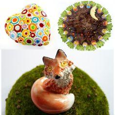 For #TheCreativeDay Miele maria ucci ceramiche: Amo la natura e la magia delle piccole cose.  Altri contatti: Shop: www.MieleMariaUcci.etsy.com FB: www.facebook.com/MieleMariaUcciCeramiche Pinterest: www.pinterest.com/mieleucci