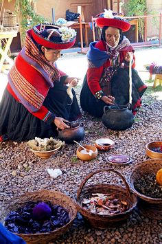 Travel Peru by the joy of fashion, via Flickr