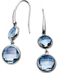 Ørepynt i hvitt gull Gemstone Rings, Drop Earrings, Gemstones, Jewelry, Diamond, Jewlery, Gems, Jewels