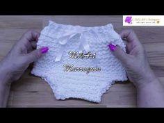 Crochet Baby Girl Shoes In 15 Minutes - happyfriday Crochet Girls Dress Pattern, Crochet Baby Pants, Crochet Yoke, Crochet Daisy, Crochet Toddler, Baby Girl Crochet, Thread Crochet, Baby Dress Patterns, Baby Knitting Patterns