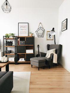 die besten 25 string regal ideen auf pinterest kinder wandregale rahmen wand dekor und. Black Bedroom Furniture Sets. Home Design Ideas