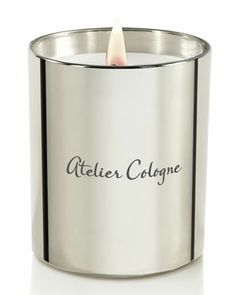 Silver Iris Candle by Atelier Cologne at Neiman Marcus.