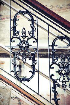 ornamental iron by Brad_Ferguson, via Flickr
