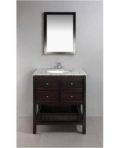 Make Photo Gallery  Cottage Style doors Daleville Bathroom Sink Vanity LB Cottage style Sinks and Vanities