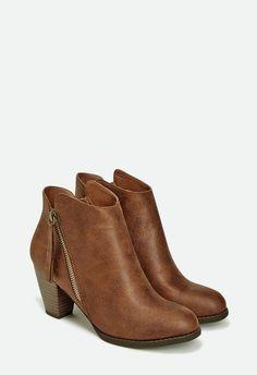 Analia Schuhe in Hellbraun - günstig kaufen bei JustFab