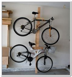 Bike Garage Storage Racks