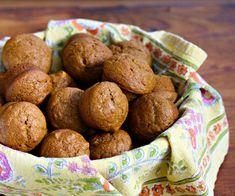 Pumpkin-Pecan Mini Muffins from The Perfect Pantry (http://punchfork.com/recipe/Pumpkin-Pecan-Mini-Muffins-The-Perfect-Pantry)