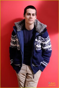 dylan obrien..super young but super cute & funny!