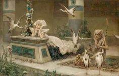 kotarbinski_wilhelm-ibisy Back in the Realm of Faerie: Kotarbinsky