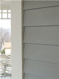 Learn about common exterior wood trim problems and how to solve them. Wood Windows, Windows And Doors, Porch Repair, Lumber Sizes, Brick Siding, Steel Nails, Different Types Of Wood, Siding Materials, Decorative Mouldings