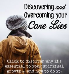 Discovering my internal core lies was one of the most life changing things  I ve 0730a7f92de
