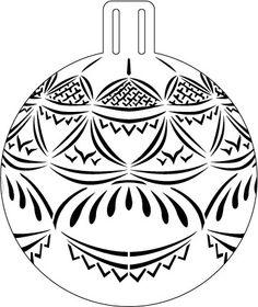 Blue Delft Lace Ornament Stencil - – Tole and Decorative Painting Online Store Christmas Ornament Template, Painted Christmas Ornaments, Wood Ornaments, Holiday Ornaments, Christmas Decorations, Christmas Mandala, Christmas Balls, Christmas Colors, Christmas Art