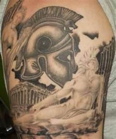 Greek Tattoo Design And Picture Gallery  DTattoos