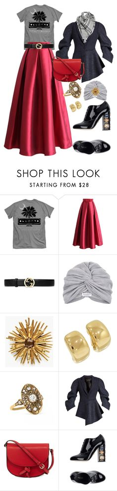 """""""15"""" by pollidolgyshina on Polyvore featuring мода, Chicwish, Gucci, Marzi, Chico's, Cartier, Burberry, KC Jagger и Dolce&Gabbana"""