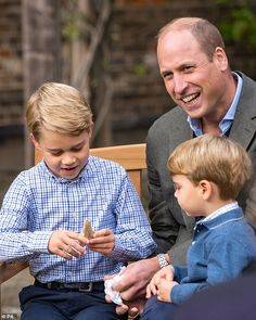 Pick plaid like Prince George in a shirt from Trotters #DailyMail