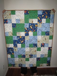 5 yd / 5 Fabric Quilts on Pinterest Take Five, Quilt Patterns and Quilt Patterns Free