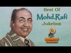 Best of Mohammad Rafi Hit Songs - Jukebox Collection - Old Hindi Songs - Evergreen Classic Songs - YouTube