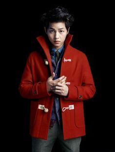 Pure Pretty: Song Joong Ki | The Fangirl Verdict