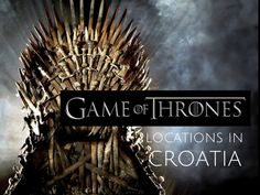 Find out where the Game of Thrones locations in Croatia are. From Dubrovnik to Split, you may be surprised at where Game of Thrones was filmed.