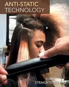 This revolutionary Hair Brush Comb will have your hair straight silky and soft within minutes. Designed to drastically reduce static and protect against burns keeping the heat exactly where it needs to be leaving you with salon-quality results in no time! Straight Hairstyles, Cool Hairstyles, Curly Hair Styles, Natural Hair Styles, Hair Straightening Iron, Hair Iron, Hair Tools, Hair Brush, Makeup Tutorials
