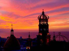 Iglesia de Guadalupe, Puerto Vallarta,Mexico