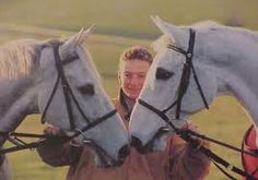 Dessie & One Man - Two special greys.