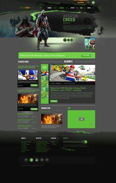 Halo Waypoint / Paul Lee Design / #dark #halo #game | Game Web ...