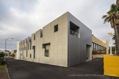Edificio Incube ROMERA Y RUIZ ARQUITECTOS