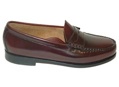 Penny Loafers.. :) Not exactly my style now, but I loved them as a child!