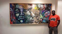 Artwork of Preston Hanna