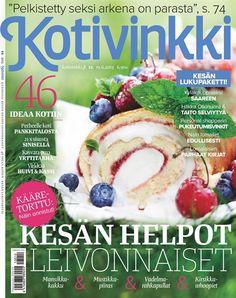 Tilaa lehti Kotivinkki
